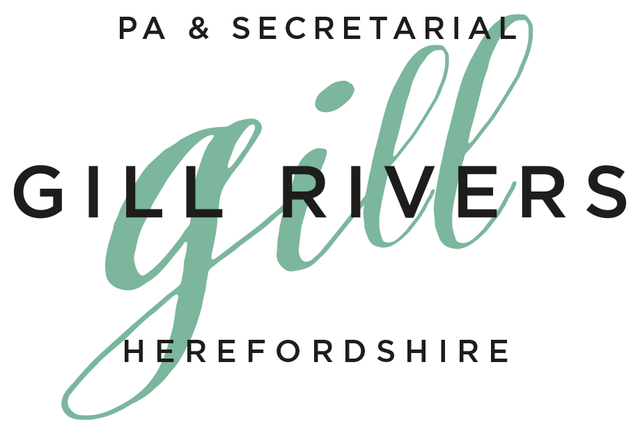 Freelance Secretarial Services | Domestic Concierge | Herefordshire